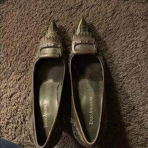 Kitten heels Enzo size 6 1/2